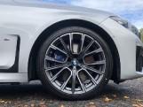 2020 BMW 740d xDrive M Sport Saloon (Silver) - Image: 14