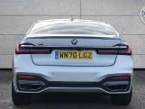 2020 BMW 740d xDrive M Sport Saloon (Silver) - Image: 15