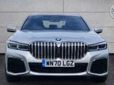 2020 BMW 740d xDrive M Sport Saloon (Silver) - Image: 16