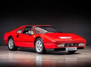 1989 Ferrari 328 GTS 2-door