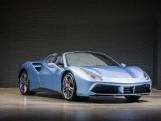 2017 Ferrari V8 Spider F1 DCT 2-door (Blue) - Image: 1