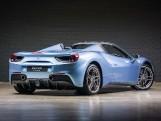 2017 Ferrari V8 Spider F1 DCT 2-door (Blue) - Image: 2