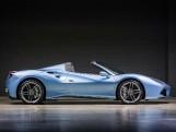 2017 Ferrari V8 Spider F1 DCT 2-door (Blue) - Image: 3