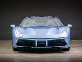 2017 Ferrari V8 Spider F1 DCT 2-door (Blue) - Image: 7