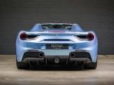 2017 Ferrari V8 Spider F1 DCT 2-door (Blue) - Image: 10