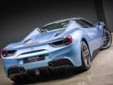 2017 Ferrari V8 Spider F1 DCT 2-door (Blue) - Image: 12