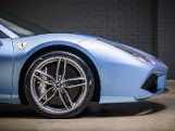 2017 Ferrari V8 Spider F1 DCT 2-door (Blue) - Image: 14