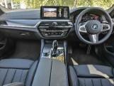 2020 BMW 520d M Sport Saloon (Black) - Image: 4