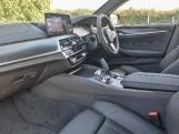 2020 BMW 520d M Sport Saloon (Black) - Image: 7