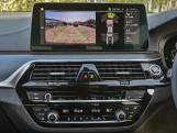 2020 BMW 520d M Sport Saloon (Black) - Image: 8