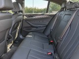 2020 BMW 520d M Sport Saloon (Black) - Image: 12