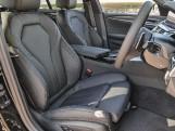 2020 BMW 520d M Sport Saloon (Black) - Image: 23