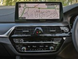 2020 BMW 520d M Sport Saloon (Black) - Image: 25