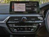 2020 BMW 520d M Sport Saloon (Black) - Image: 26