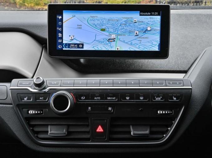 2020 BMW I3s 120Ah (Black) - Image: 8