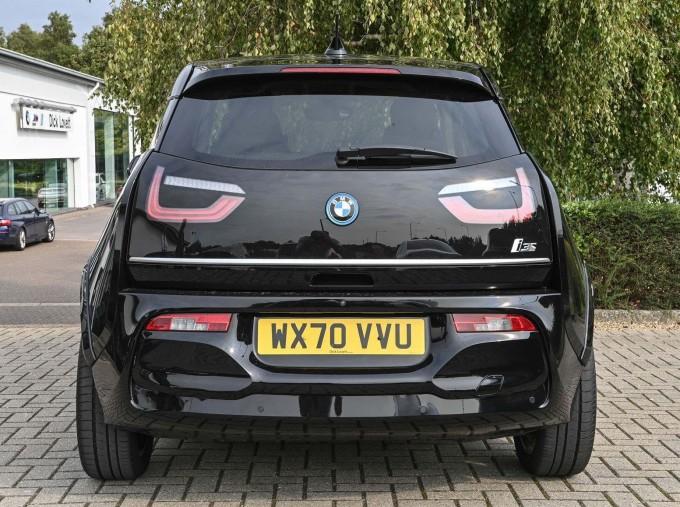 2020 BMW I3s 120Ah (Black) - Image: 15
