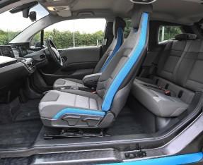 2020 BMW I3s 120Ah (Black) - Image: 25