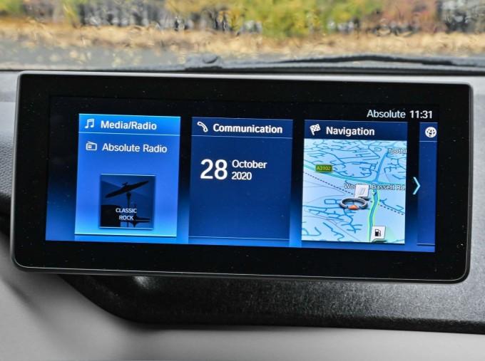 2020 BMW I3s 120Ah (Black) - Image: 32
