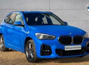 2020 BMW X1 xDrive25e M Sport 5-door