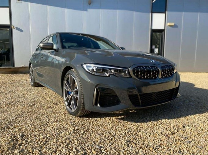 2020 BMW M340i Auto xDrive 4-door (Grey) - Image: 1