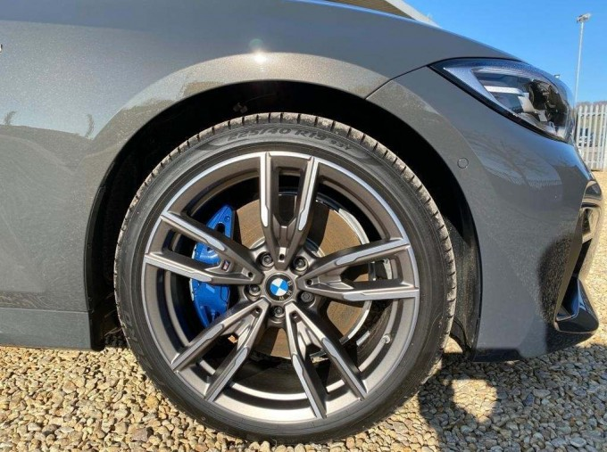 2020 BMW M340i Auto xDrive 4-door (Grey) - Image: 2
