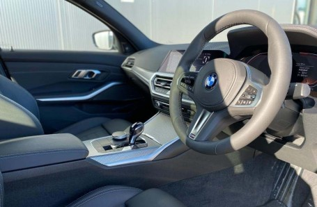 2020 BMW M340i Auto xDrive 4-door (Grey) - Image: 4