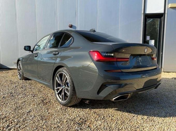 2020 BMW M340i Auto xDrive 4-door (Grey) - Image: 7
