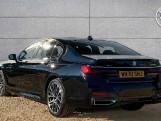 2020 BMW 740d xDrive M Sport Saloon (Black) - Image: 2