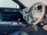 2020 BMW 740d xDrive M Sport Saloon (Black) - Image: 5