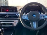 2020 BMW 740d xDrive M Sport Saloon (Black) - Image: 8