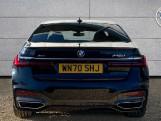 2020 BMW 740d xDrive M Sport Saloon (Black) - Image: 15