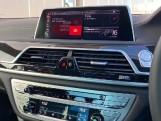 2020 BMW 740d xDrive M Sport Saloon (Black) - Image: 30