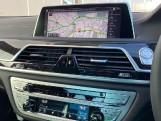 2020 BMW 740d xDrive M Sport Saloon (Black) - Image: 31