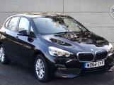 2018 BMW 218i SE Active Tourer (Black) - Image: 1