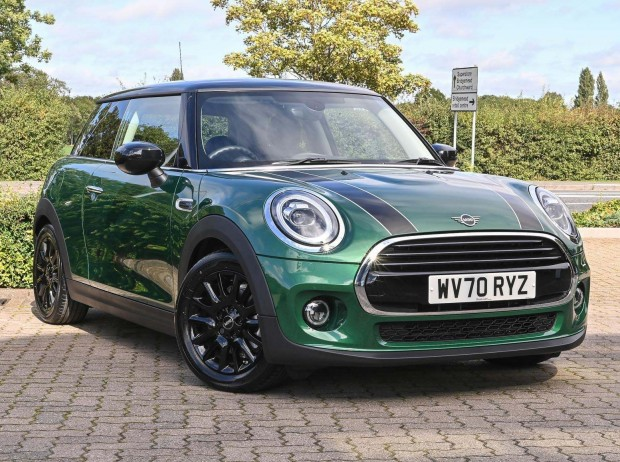Reserve your 2020 MINI 3-door Hatch Cooper Classic 3dr