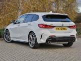 2020 BMW M135i xDrive (White) - Image: 2