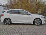 2020 BMW M135i xDrive (White) - Image: 3