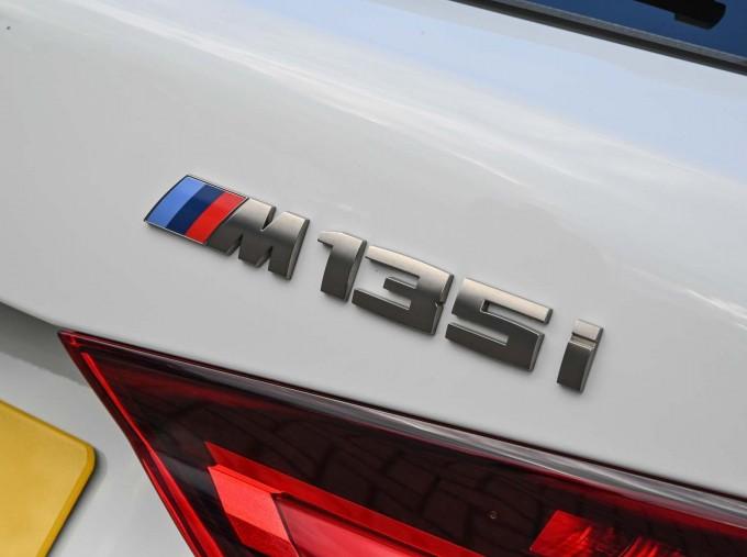 2020 BMW M135i xDrive (White) - Image: 21