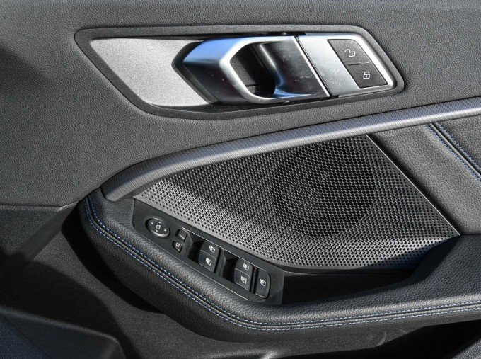 2020 BMW M135i xDrive (White) - Image: 28