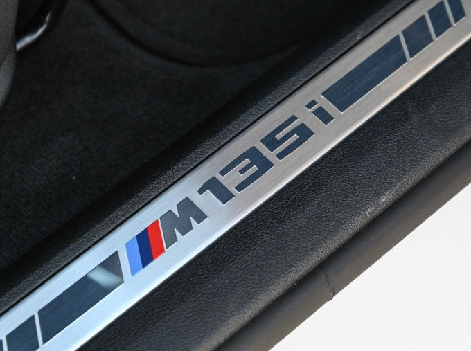 2020 BMW M135i xDrive (White) - Image: 29