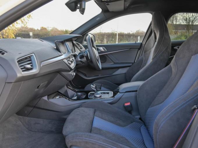 2020 BMW M135i xDrive (White) - Image: 32