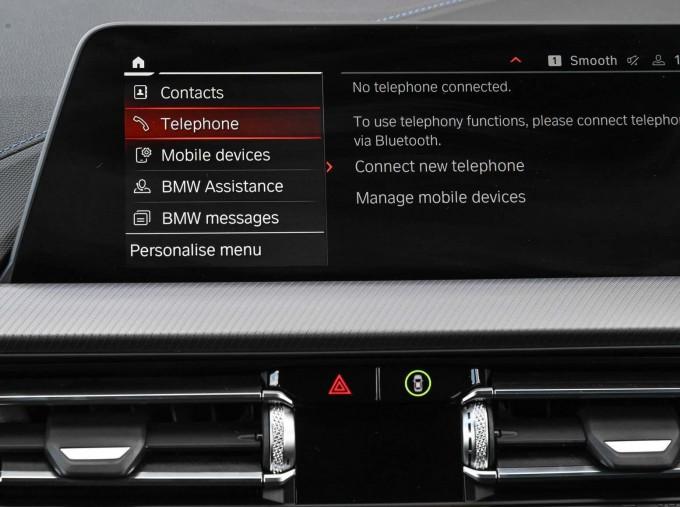 2020 BMW M135i xDrive (White) - Image: 37