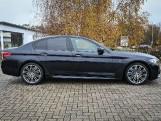2019 BMW 530d M Sport Saloon (Black) - Image: 3