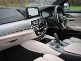 2019 BMW 530d M Sport Saloon (Black) - Image: 7