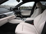 2019 BMW 530d M Sport Saloon (Black) - Image: 34