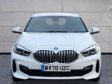 2020 BMW 118d M Sport (White) - Image: 16