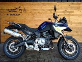 2020 BMW F750GS Unlisted Unknown (Blue) - Image: 1