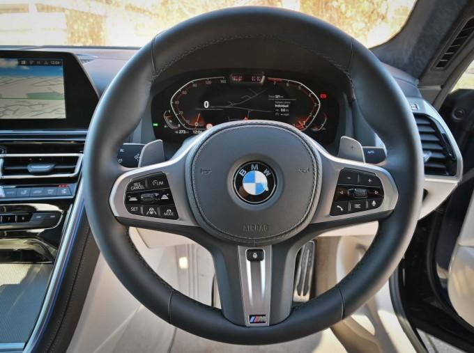 2020 BMW 840i Gran Coupe (Blue) - Image: 5