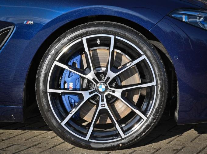 2020 BMW 840i Gran Coupe (Blue) - Image: 14