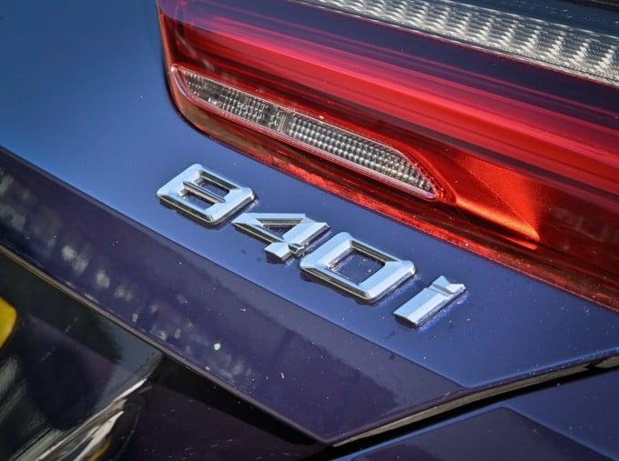 2020 BMW 840i Gran Coupe (Blue) - Image: 22